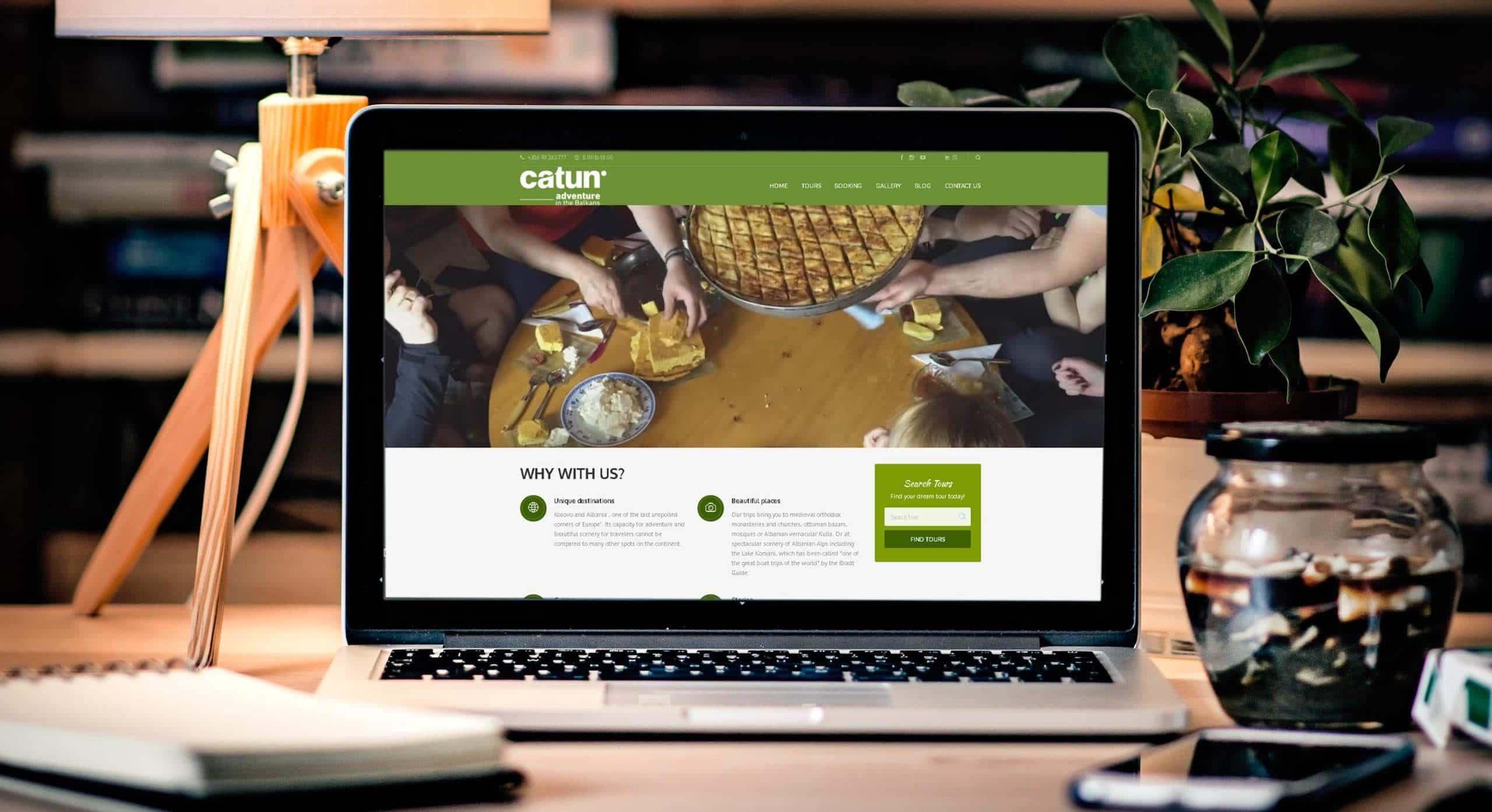 catun.net porositweb