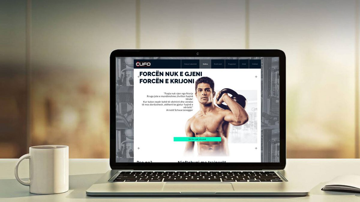 fitness webfaqe